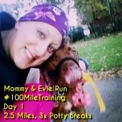Evie Mommy Run