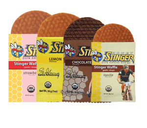 Visit www.honeystinger.com/organic-stinger-waffles.html for more information on Honey Stinger Waffles and other products by the company.