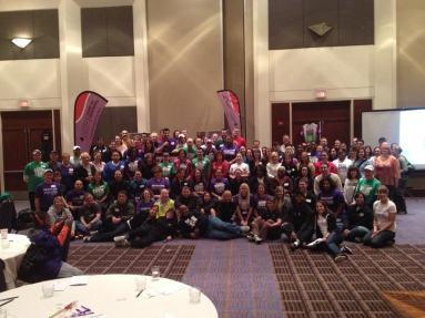 TNT group 2012