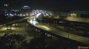 I-55 at Lake Shore Drive Interchange