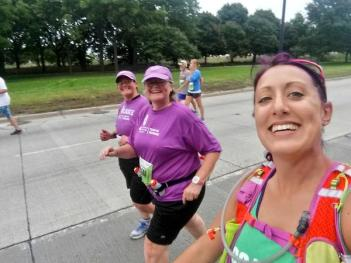 Let's finish this! (Chicago Half Marathon)